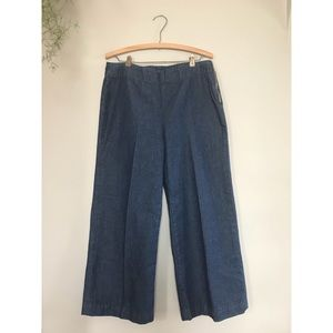 Urban Outfitters BDG Denim Culottes 8
